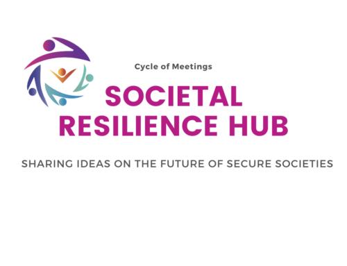 Societal Resilience Hub Cycle