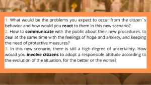 Societal Resilience Hub Meeting on Covid
