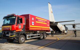 Civil Protection Romania DSU