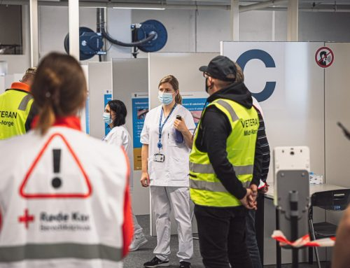 COVID-19 and the role of the Trondheim Red Cross