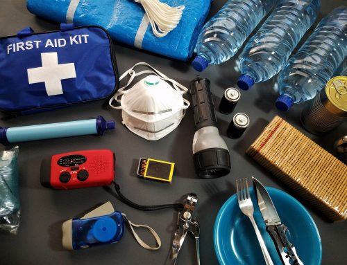 Are you ready to face a disaster? Emergency services point of view